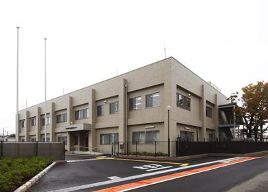 埼玉県警察東部機動センター(仮称) 1