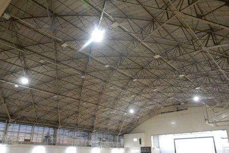 浦和北高校体育館 1